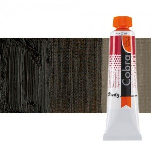 Water mixable oil colour Cobra Study colour Van Dyck parde (40 ml)