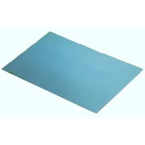 Plancha de Zinc Semipulida, 50x50 (0,8)