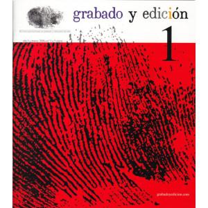 Revista Grabado y Edicion, n. 01