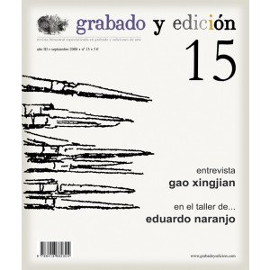 Revista Grabado y Edicion, n. 15