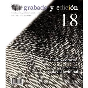 Revista Grabado y Edicion, n. 18