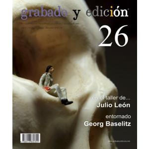 Revista Grabado y Edicion, n. 26