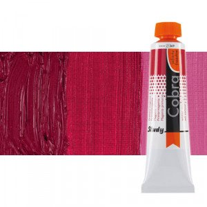 Water mixable oil colour Cobra Study colour primary magenta (200 ml)