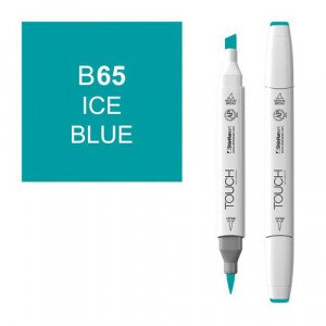 Rotulador alcohol TOUCH TWIN Ice Blue n. B65 totenart.