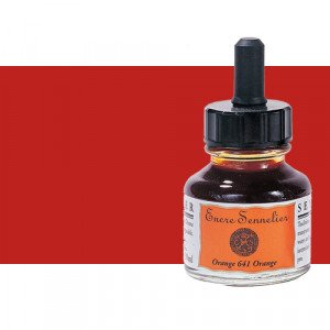 Drawing ink Sanguine 270, 30 ml. with dropper Sennelier