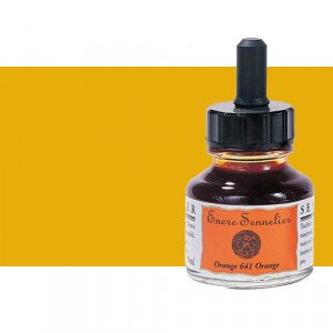 Drawing ink Siena 223, 30 ml. with dropper Sennelier