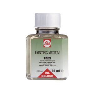 totenart-Medium para pintar al oleo Talens, 75 ml.