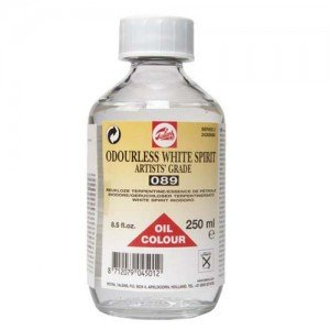 totenart-White Spirit sin olor Talens, 250ml