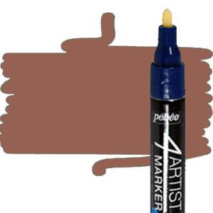 totenart-Rotulador 4Artist Pebeo al Óleo 4 mm marrón