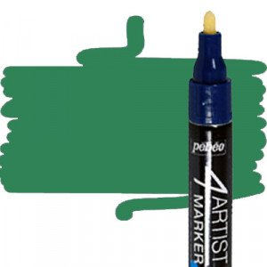 totenart-Rotulador 4Artist Pebeo al Óleo 4 mm verde