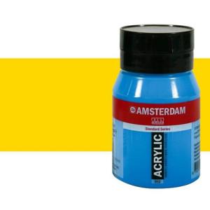 Acrílico Amsterdam n. 268 color amarillo azo claro (500 ml)