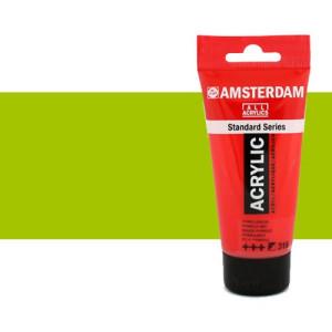 Acrílico Amsterdam n. 243 color amarillo verdoso (250 ml)