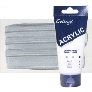 totenart-acrilico-schmincke-college-plata-200-ml