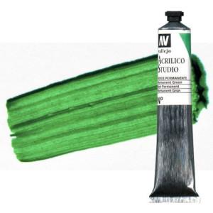 totenart-acrilico-vallejo-studio-7-verde-permanente-58-ml