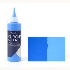 Totenart - Acrílico La Pajarita Azul Cobalto Chroma Color (200 ml.)