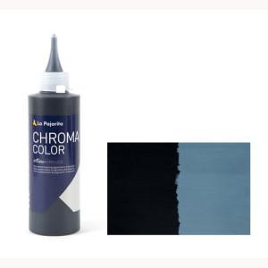 Totenart - Acrílico La Pajarita Gris de Payne Chroma Color (200 ml.)