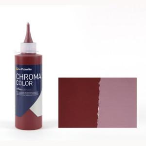 Totenart-Acrílico La Pajarita Tierra de Siena Tostada Chroma Color (200 ml.)