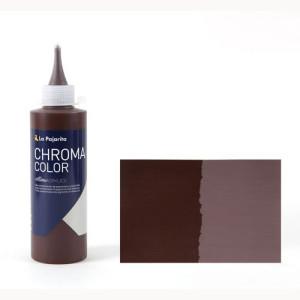 Totenart - Acrílico La Pajarita Tierra de Sombra Tostada Chroma Color (200 ml.)