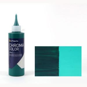 Totenart - Acrílico La Pajarita Verde Ftalo Chroma Color (200 ml.)