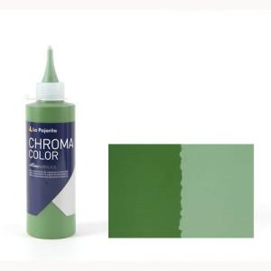 Totenart - Acrílico La Pajarita Verde Óxido de Cromo Chroma Color (200 ml.)