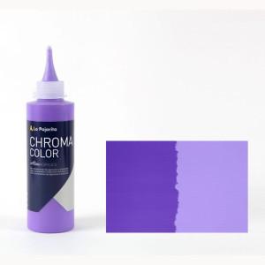 Totenart - Acrílico La Pajarita Violeta Chroma Color (200 ml.)