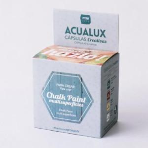 Set 4 Creative Capsules, Chalk Paint (multisurfaces)