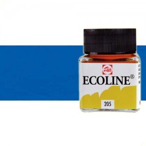 totenart-acuarela-liquida-ecoline-talens-506-azul-ultramar-oscuro-frasco-30-ml