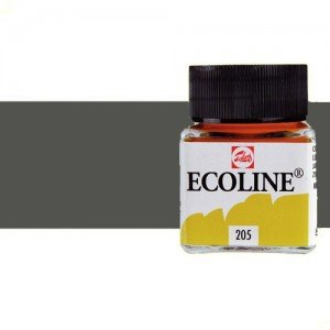 Totenart. Acuarela líquida Talens color Gris frio (30 ml)