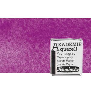 Watercolour Schmincke Akademie, Violet 440, 1/2 Godet.