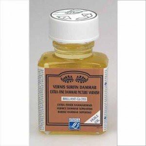 totenart-Barniz damar extra fino Lefranc & Bourgeois (75 ml)