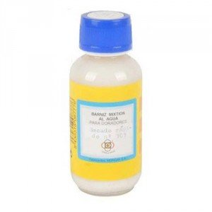 totenart-Barniz mixtion doradores Mongay (al agua), 125 ml.