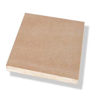 Totenart-Lienzo con chapa Okume 3D Totenart, 30x30 cm.