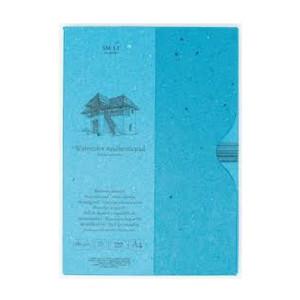 Watercolor block in case, 35 sheets, 280 gr., A4, SM.LT