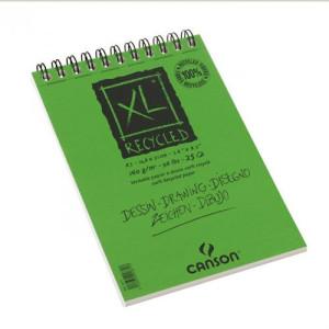 totenart-Block Xl Reciclado Canson 21x29.7, 160 gr. 50 h.