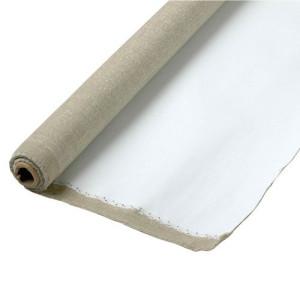Tela de lino imprimado, 310 gr, Gr. fino, rollo (2,10x10 m)