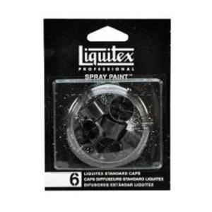totenart-Boquillas Difusoras Liquitex, juego 6 unidades
