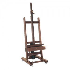 Electric Studio Easel M 01 Mabef Mabef