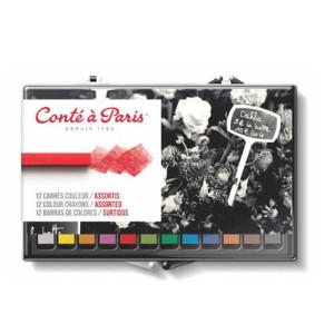 Totenart-Caja Carres Conte 12 uds. surtidas