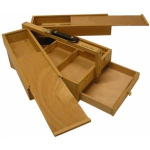 Empty multibox, 24x34x15 cm.