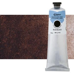 Tinta Grabado Ecológica Sepia, tubo 150 ml.