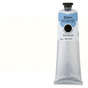 Tinta Grabado Ecológica Blanco Opaco, tubo 150 ml.