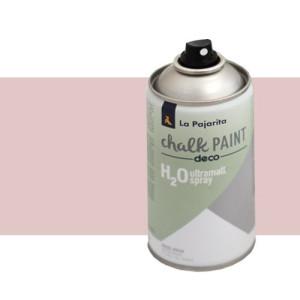 totenart-Pintura Tiza en Spray, Rosa Capricho, 300 ml