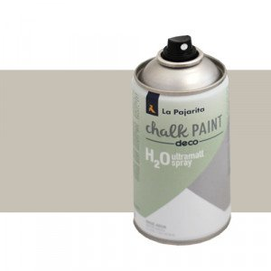 totenart-Pintura Tiza en Spray, Gris London, 300 ml