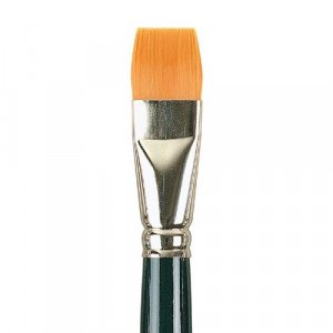 Da Vinci synthetic brush flat l/h S. 1870 (n. 6)