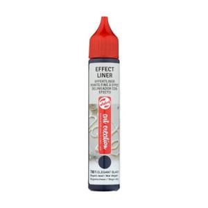 Elegant Black Effect Liner 7001, 28 ml. Artcreation