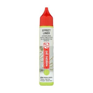 Fresh Green Effect Liner 6034, 28 ml. Artcreation