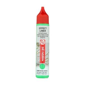 Neon Green Effect Liner 8700, 28 ml. Artcreation