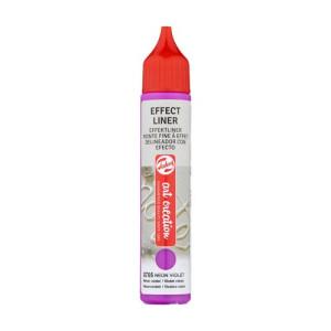Neon Violet Effect Liner 8705, 28 ml. Artcreation