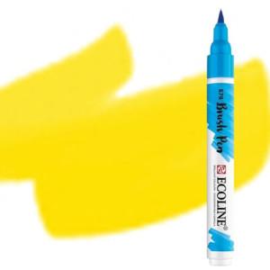 totenart-Rotulador Acuarela Ecoline Brush Pen Chartreuse