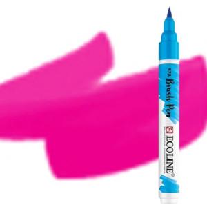 totenart-Rotulador Acuarela Ecoline Brush Pen Magenta